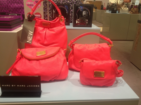 New Marc by Marc Jacobs collection