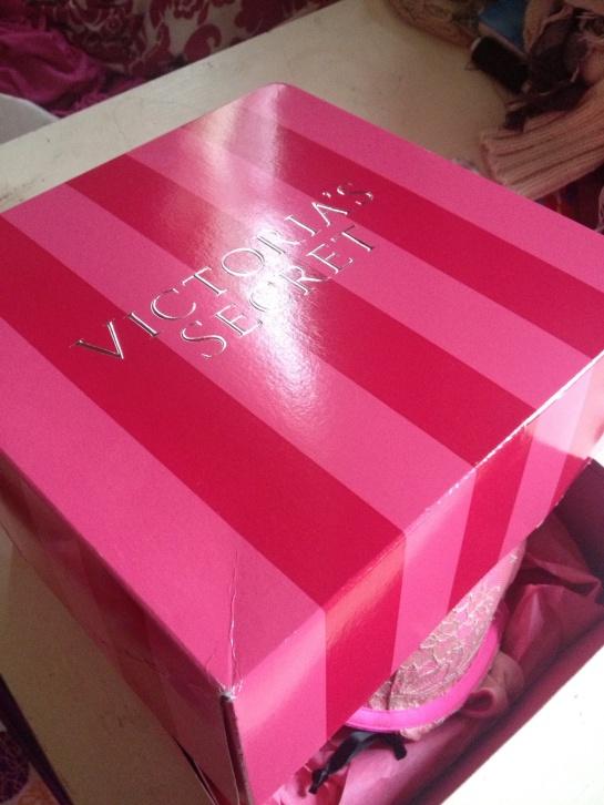 Little pink box