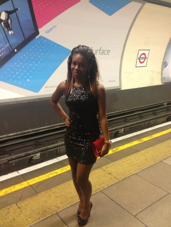 Glitz and Glam on the underground