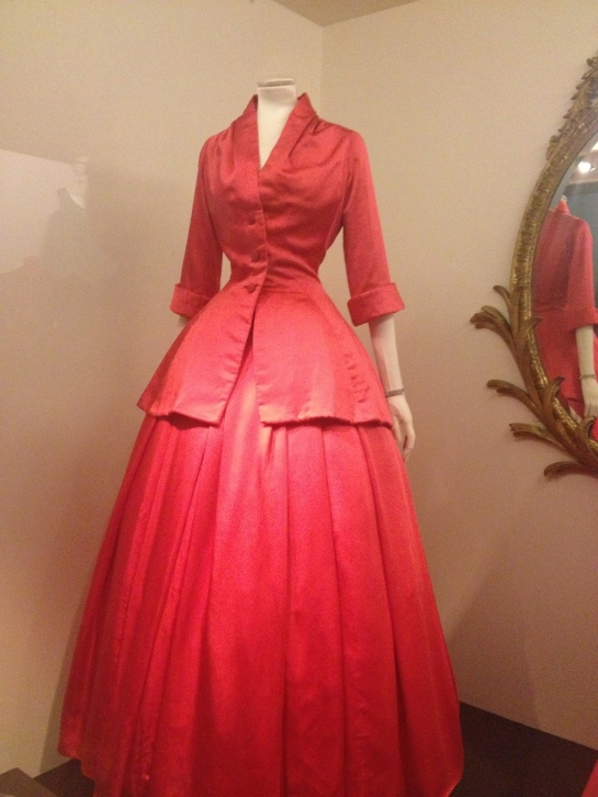 'Zemire' evening ensemble, Christian Dior, A/W 1954