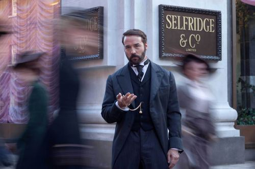 Mr Selfridge, ITV, Sundays at 9pm