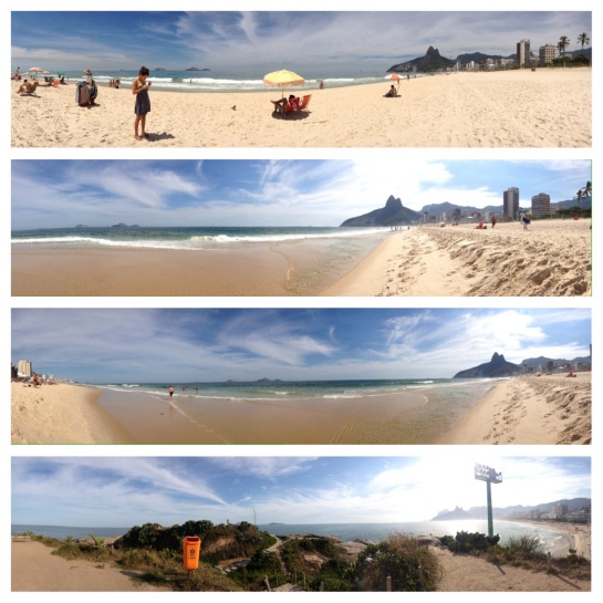 Panoramics of Ipanema