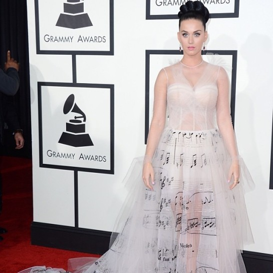 Fit for the theme: Katy Perry in Valentino