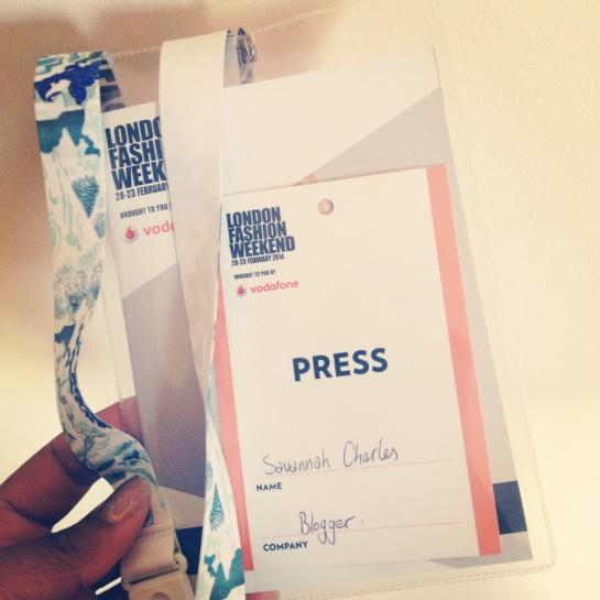 Press pass-LFW